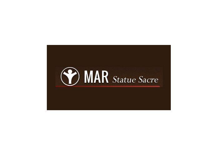 Mar Statue Sacre