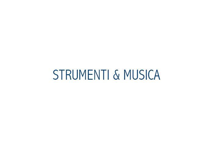 Strumenti e Musica